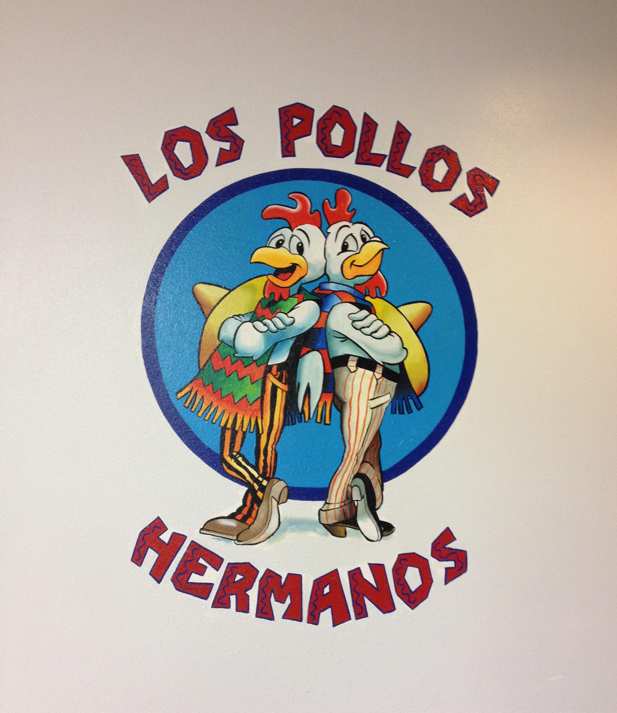 150614 - 054 - Albuquerque - Twister, set Los Pollos Hermanos ritagliato