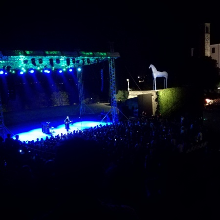 Billy Corgan - Anfiteatro del Vittoriale