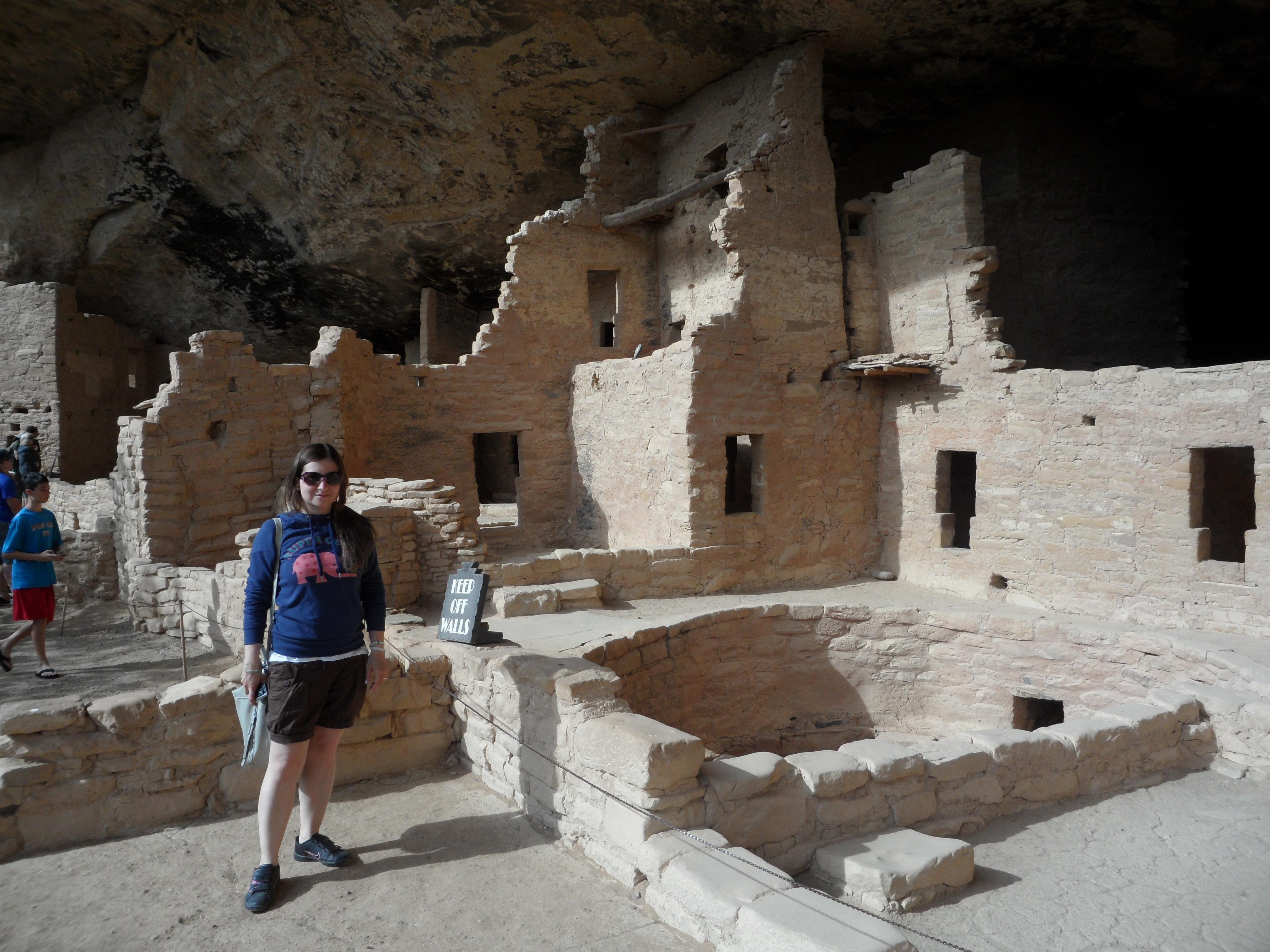 Interno del Cliff Palace