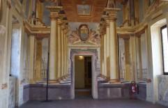 Entrata Galleria degli Antichi