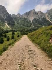 Via per il sentiero
